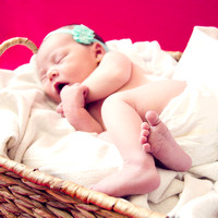 Newborn photography pictures