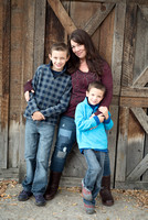 Annmarie & Boys Oct 2015