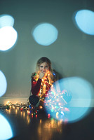 Brynn Christmas Lights December 2017